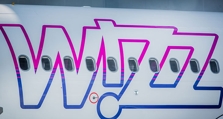 New connections announced by Wizz Air