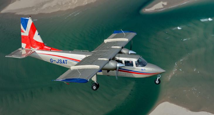 Cranfield Aerospace Solutions announces £9m UK government grant to develop electric flight