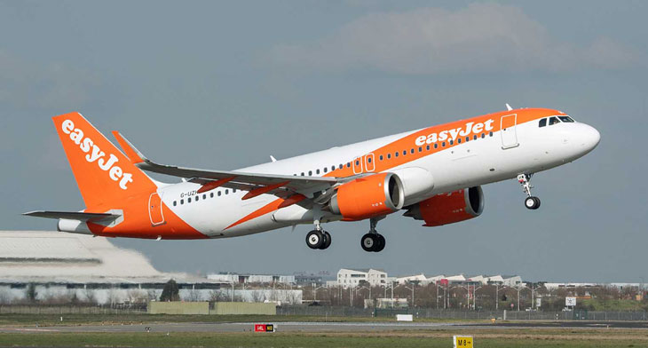 EasyJet defers Airbus order until 2025