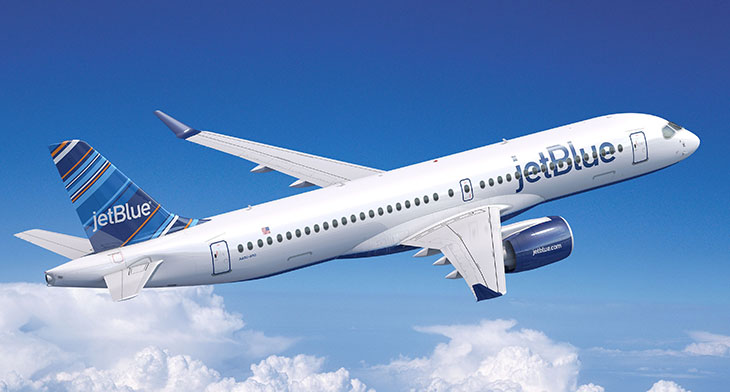 JetBlue and 'Moxy' order 120 A220-300s
