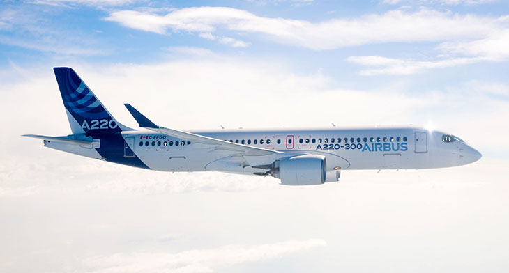 A220 wins Transport Canada 180-minute ETOPS a..