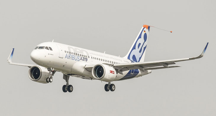 LEAP-1A powered A319neo gets joint type certi..