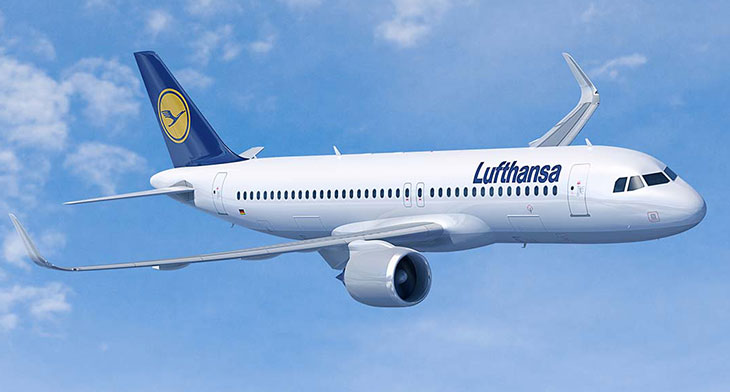 Lufthansa Group removes 100 aircraft and clips Germanwings