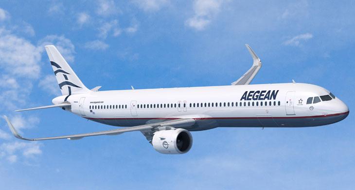 Aegean picks Pratt & Whitney GTF for A32..