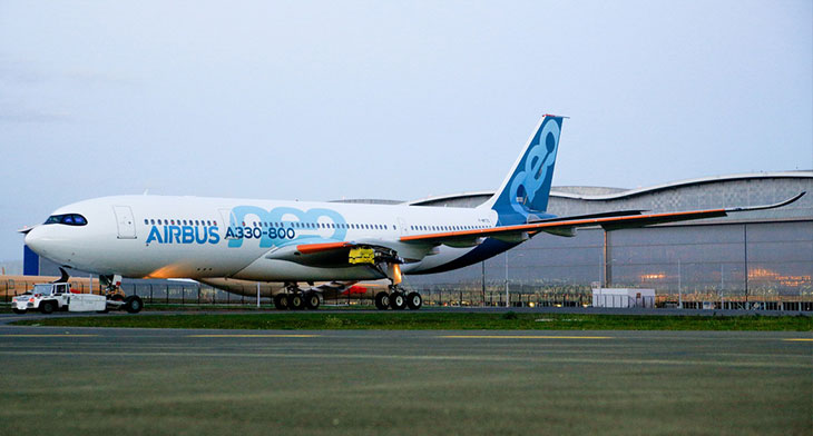 Airbus A330-800 on track for mid-2018 first f..