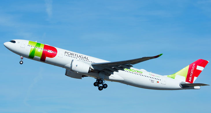 Airbus delivers first A330-900 to TAP Air Portugal