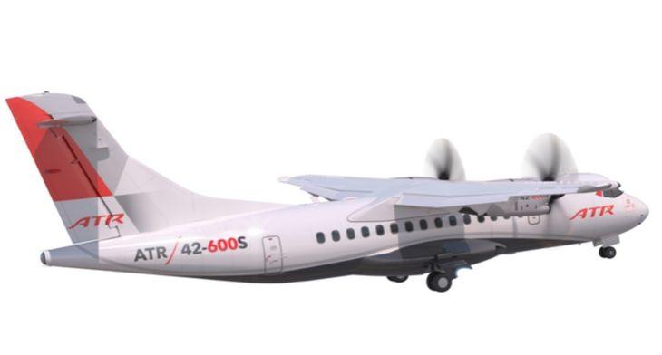 ATR launches STOL variant ATR 42-600s