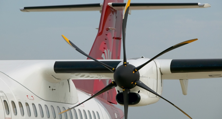 Piedmont Propulsion Systems offers propeller compression wrap removal and application services