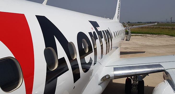 MRO Europe – AerFin and NORDAM expand engin..