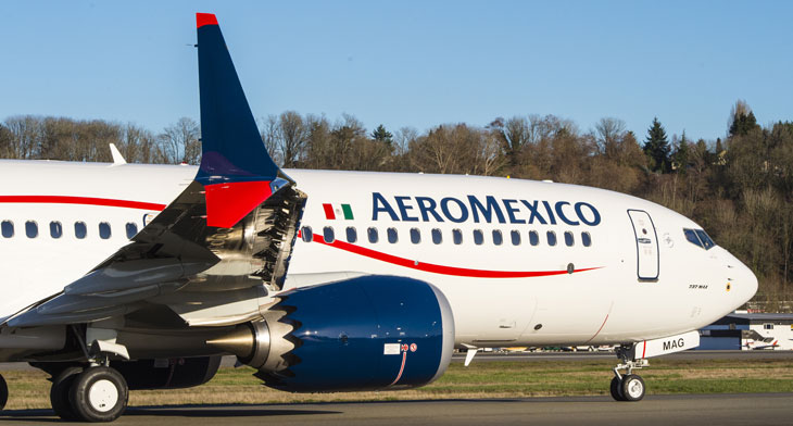 AeroMexico files for Chapter 11 bankruptcy in the United States