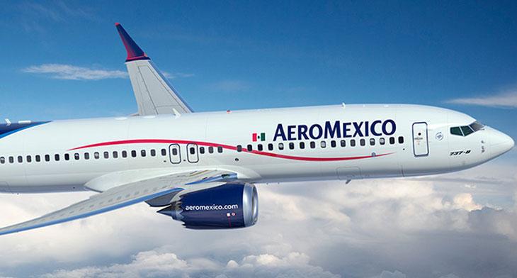 ALC's new MAX 9 for Aeromexico