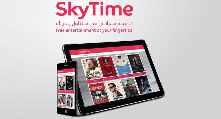Air Arabia launches in-flight entertainment s..