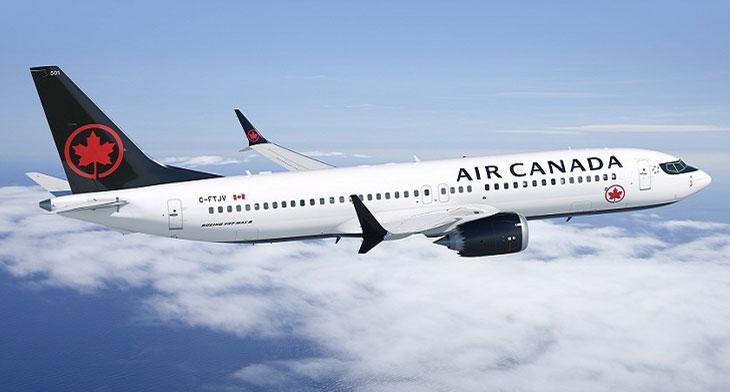 Air Canada suspends MAX flights until 2020