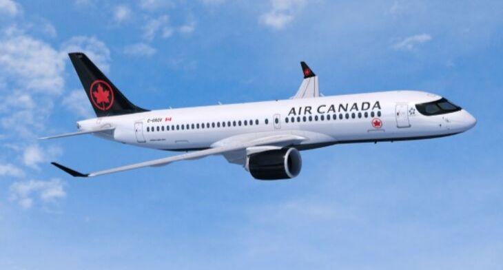 Air Canada announces Airbus A220 routes