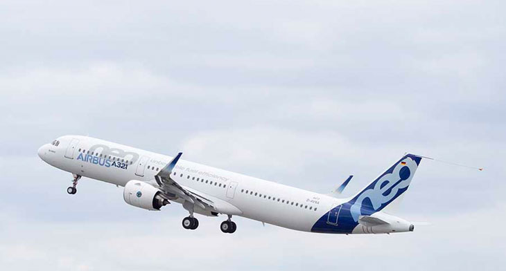 Airbus secures major order of 300 aircraft fr..