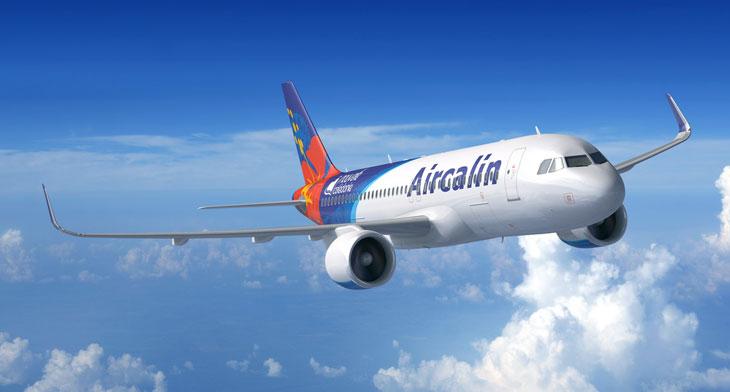 Aircalin opts for Internet ONAIR
