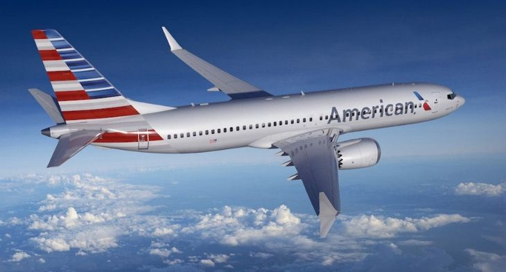 American Airlines extends MAX grounding