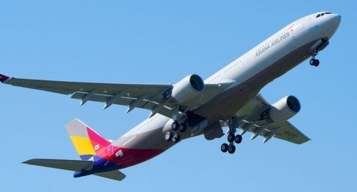 Asiana Airlines and SR Technics sign five-yea..