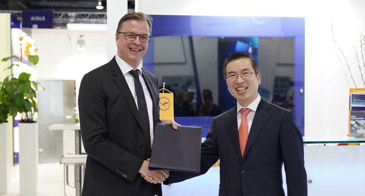 Singapore Airshow – Asiana signs 5-year..