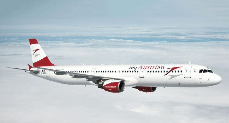 Austrian Airlines using drones for aircraft i..