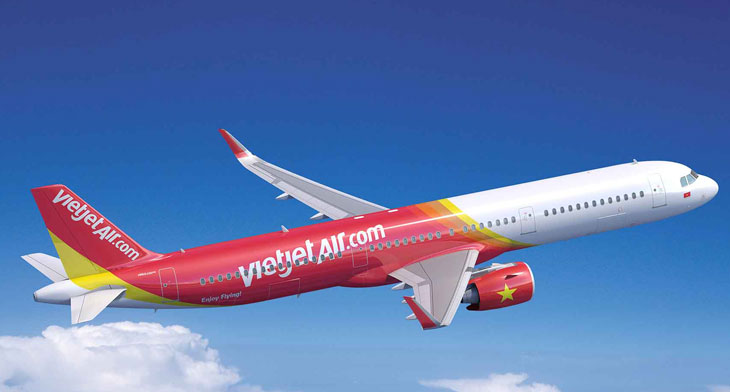 Vietjet firms up order for 50 A321neo