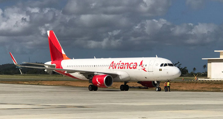 Avianca Holdings files for bankruptcy