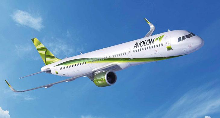 $11.5 Bn Airbus A320neo order by Avolon