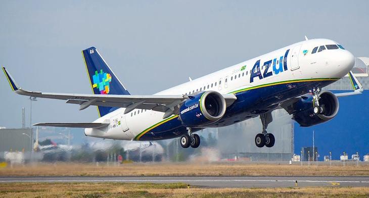 Airinmar signs Azul supply chain deal