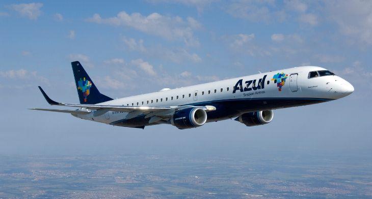 Azul signs with Embraer for E190 and E195 Repair Management Program