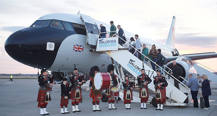 Back to the future – BA launches new Inverness flight