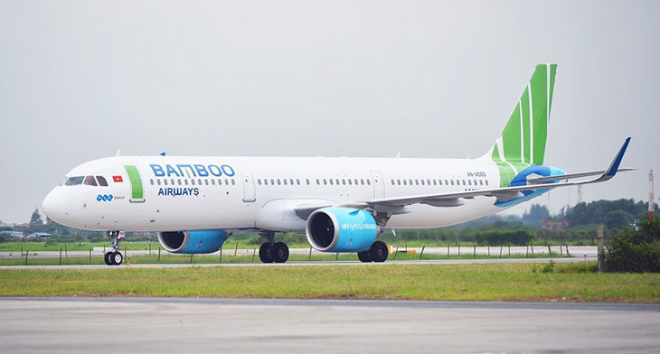 Bamboo Airways launches new routes connecting..