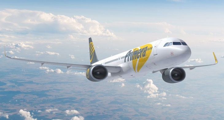 Primera Air ends 2017 with record results