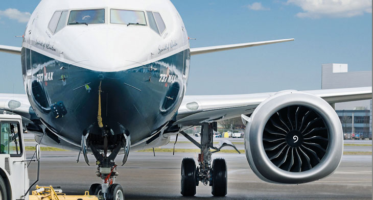 Boeing to halt 737 MAX production in January ..