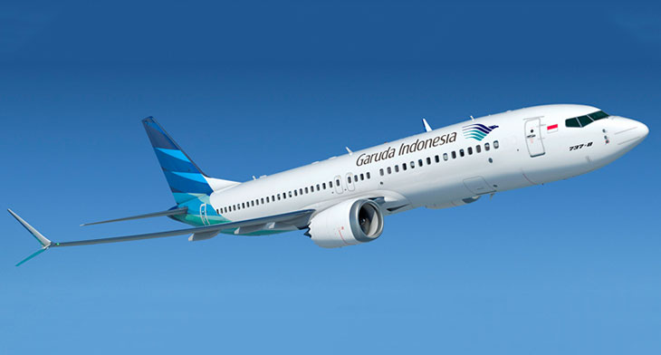 First cancelled order for the 737 MAX 8