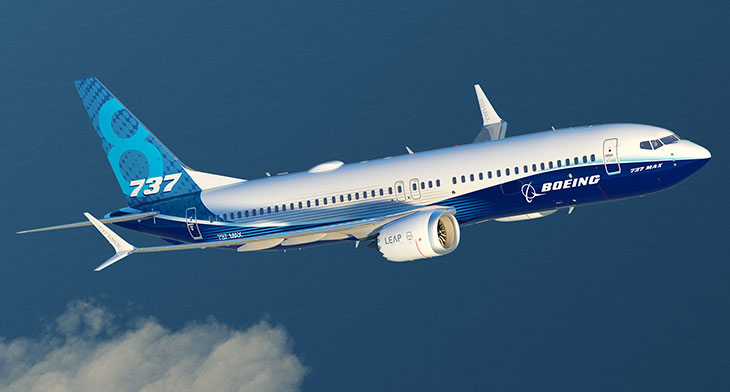 Billion-dollar bill for Boeing over MAX reimb..