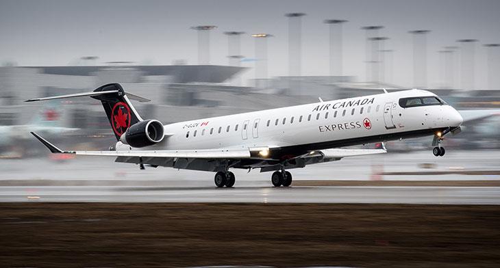 Chorus signs firm agreement for nine Bombardier CRJ900