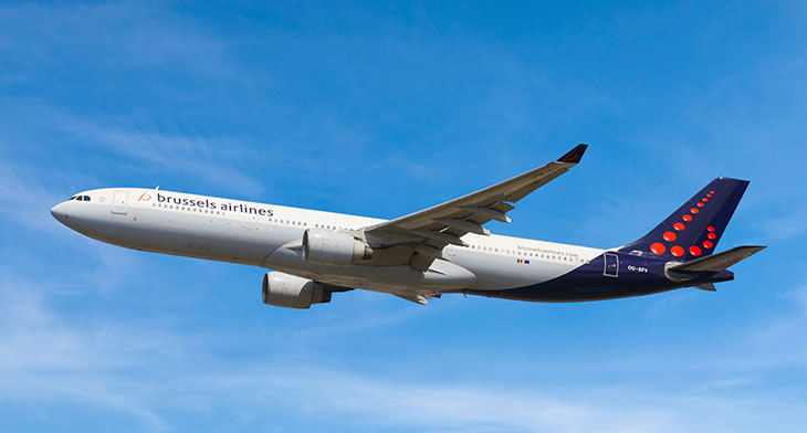 Brussels Airlines partners with FLYdocs for E..
