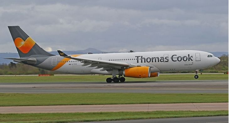 UK CAA launch repatriation following Thomas Cook collapse