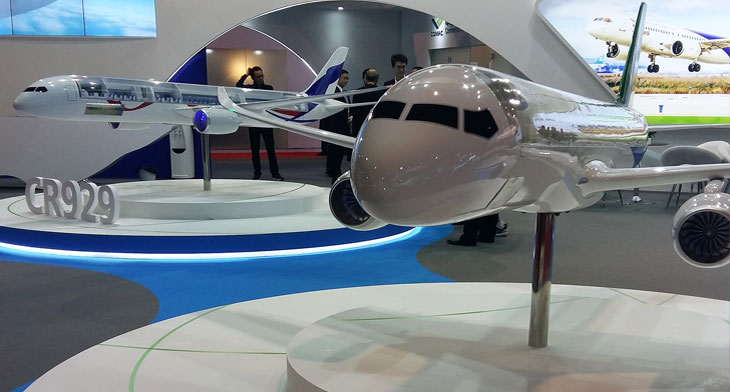 CRAIC invites proposals for CR929 landing gear