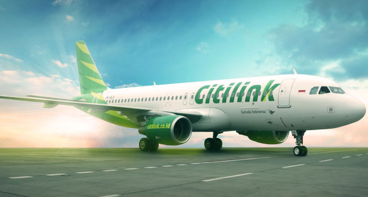 Citilink announces new routes to Germany and Saudi Arabia