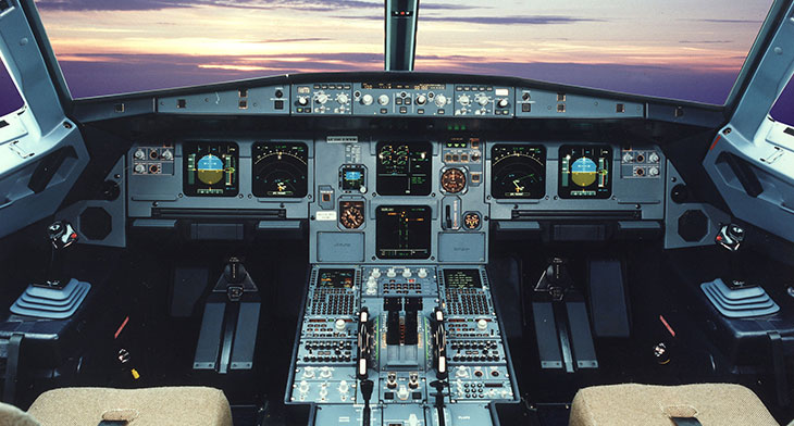 Editor's comment: Is there too much tech in the cockpit?