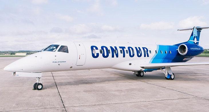 Contour ERJ-135