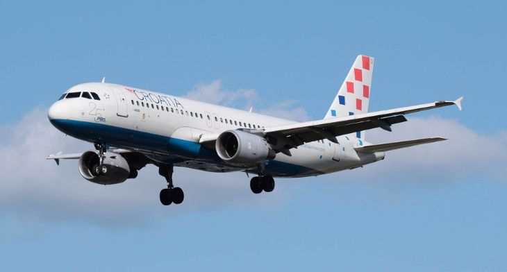 Croatia Airlines renews component contracts