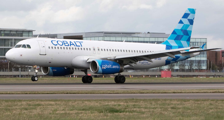 Cobalt Air suspends operations indefinitely