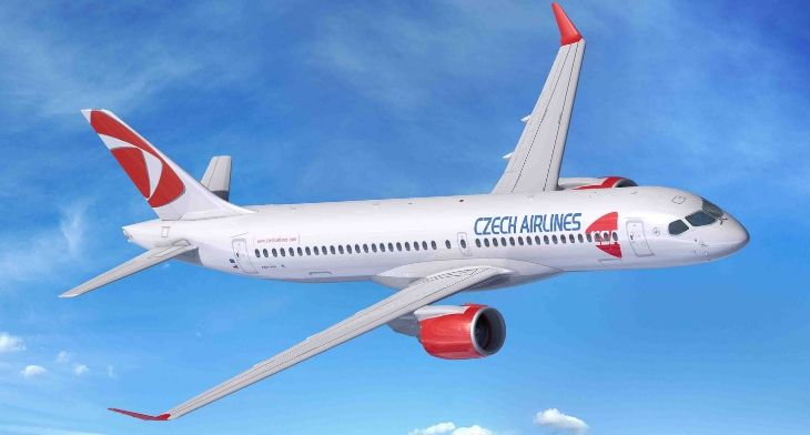 Czech Airlines opts for A220s and A321XLRs