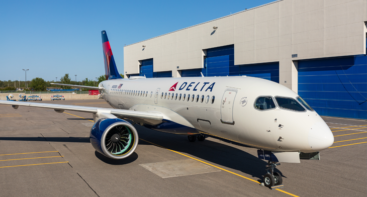 Airbus begins A220 manufacturing in Mobile, A..