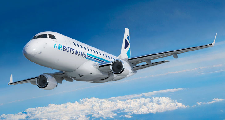 Air Botswana E170