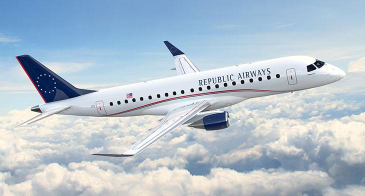Big plans for Republic Airways