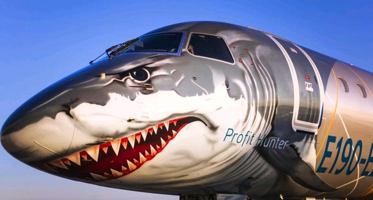 Embraer's shark circles Chinese market