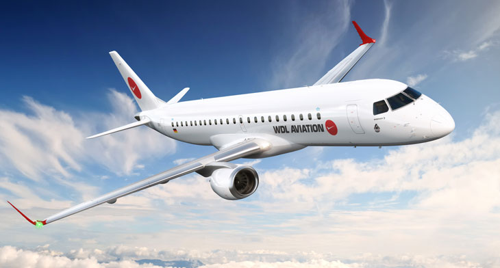 WDL Aviation signs Pool Program contract with..